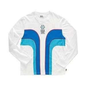 Roots Olympics Torino 2006 US Womens Long Sleeve T Shirt