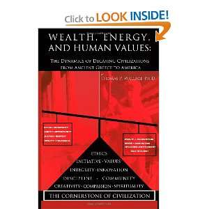 Wealth, Energy, And Human Values The Dynamics Of Decaying