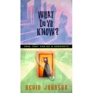 That Youre a Graduate (9780764223365): Kevin Walter Johnson: Books