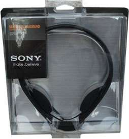 MDR 770LP SONY ON EAR STEREO HEADPHONES MDR 770 MDR770