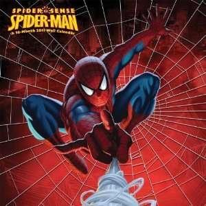 Spider Man   Comic 2011 Wall Calendar