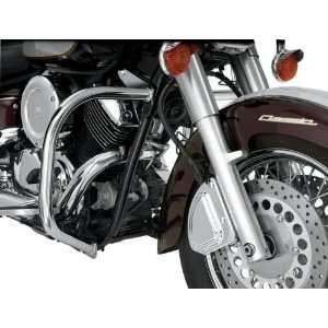04 09 YAMAHA XVS11A SHOW CHROME HIGHWAY BARS Automotive