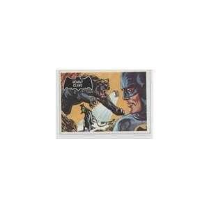 1966 Batman   Black Bat (Trading Card) #34   Deadly Claws