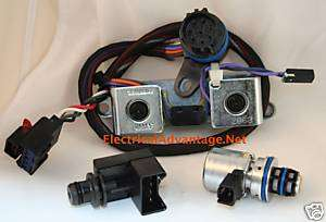DODGE AUTO TRANSMISSION SOLENOID KIT 46 47 48 RE 00 UP