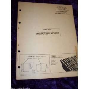 John Deere 414/414A Disk Harrow OEM Parts Manual: John