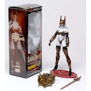 Lady Death Toyfare Exclusive Wizard Bronze Age Action