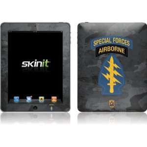 Special Forces Airborne skin for Apple iPad