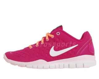 Nike Wmns Free TR Fit Cerise White Women Training Shoes