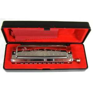 Swan 10 Hole 40 Tone Chromatic Harmonica Musical Instruments