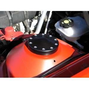 Strut Tower Cap Set   Fits the 2010, 2011 Chevrolet Camaro Automotive