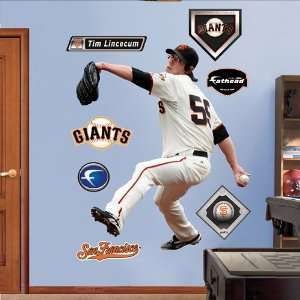 MLB San Francisco Giants Tim Lincecum Fat Head