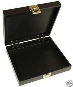 Jewelry Display Travel Case Solid Top Multi Purpose
