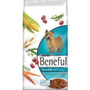 Beneful IncrediBites Dog Food, 7 Pound Grocery & Gourmet Food