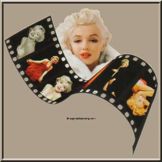 Marilyn Monroe Filmstrip Photos T Shirt S 2X,3X,4X,5X