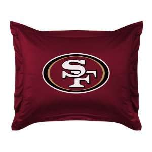 Best Quality Locker Room Sham   San Francisco 49ers NFL /Color Deep