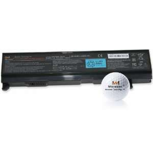 Morewer (TM) New Laptop Battery Pack for Toshiba PA3399U 1BAS PA3399U