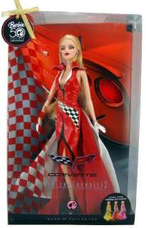 BARBIE DOLL Pink Label American Favorites Sports Car Collector NEW