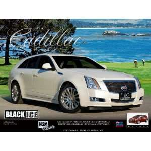 CTS Coupe & Sedan 2pc Classics Heavy Metal Mesh Grille Grill BLACK ICE