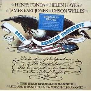 , Henry Fonda, Helen Hayes, James Earl Jones, Orson Welles Music