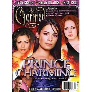Charmed the Official Magazine Issue #23 (Single Issue)