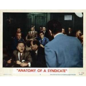 Anatomy of the Syndicate Movie Poster (11 x 14 Inches