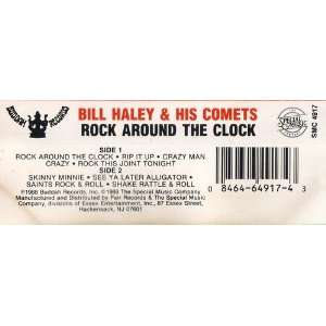 Rock Around the Clock: Bill Haley & Comets: Music