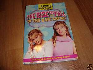 The Rise and Fall of the Kate Empire Lizzie McGuire 9780786817931
