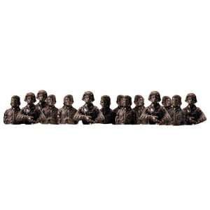 14 Personell for Tanks 309 US Army Toys & Games