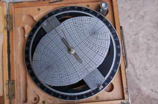 WWII US Army airborne sun compass SOE OSS specialforces
