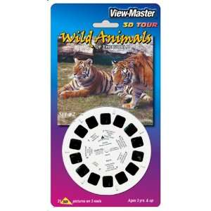 View Master Wild Animals of the World #2 Baby