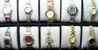 30 Ladies Quartz Watches, Brand Names, Need Batteries, Ready to Wear