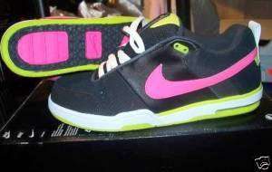 NIKE AIR INSURGENT MENS SHOES BLACK/PINK NEW $90 063
