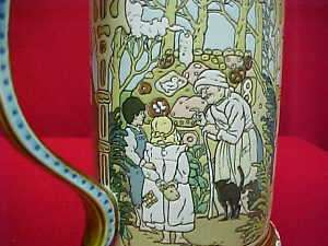 Hansel & Gretel Brothers Grimm Villeroy&Boch Stein
