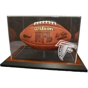 Atlanta Falcons Zenith Football Display   Brown Sports