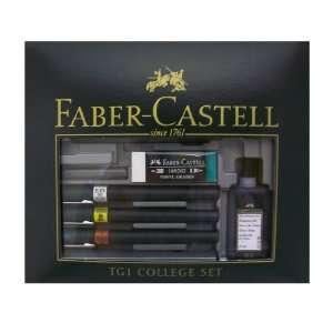 FABER CASTELL  TG1 S College Pen Set