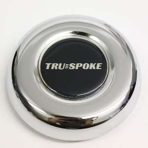 Tru Spoke Wire Wheel Center Cap Chrome # 44 0150