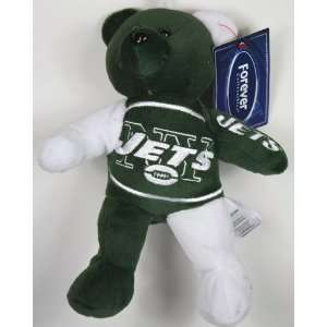 New York Jets NFL Team Color 8 Thematic Plush Bear