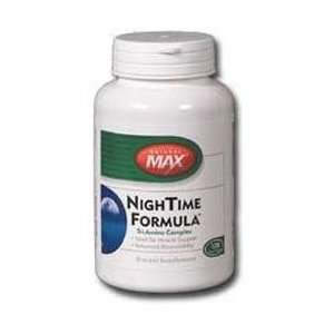 NaturalMax   NighTime Formula     120 capsules Health