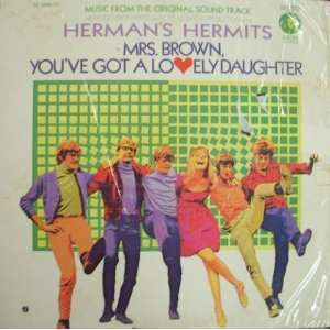 mrs. brown, youve got a lovely daughter LP: HERMANS
