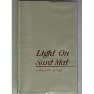 Light on Sant Mat: Maharaj Charan SINGH: Books