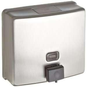 Bobrick B 4112 40 fl oz Capacity, Contura Series Surface Mounted Soap