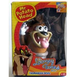 Potato Head The Looney Tunes Show Tasmanian Devil Figure Toys & Games
