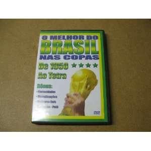MELHOR DO BRASIL NAS COPAS DE 1950 AO TETRA DVD