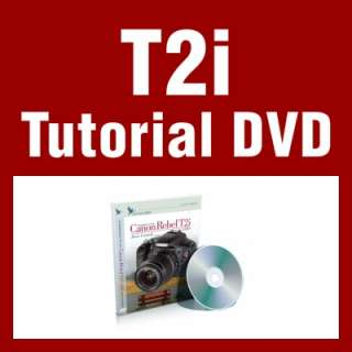 Canon T2i Blue Crane Tutorial DVD