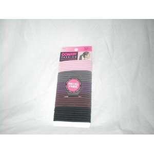 32 Piece Conair Fashion Hair Accessories ~ No Damage Hair Bands ~ Pink