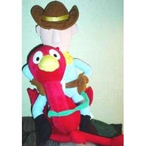 Rudolph/ Island of Misfit Toys/ Misfit Cowboy: Toys & Games