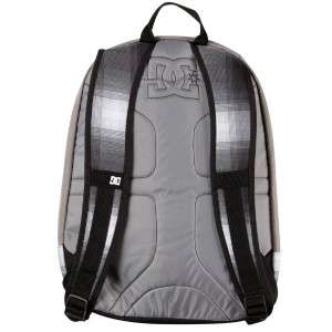 Shoe Company Slider Gray Plaid Laptop Backpack Bookbag New NWT
