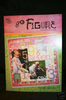 Pinecone Press Scrapbooking With Numbers Page Idea Book