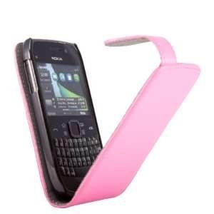 WalkNTalkOnline   Nokia E6 Pink Specially Designed Leather