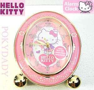 sanrio hello kitty 21 1 alarm clock 6 melody chimes